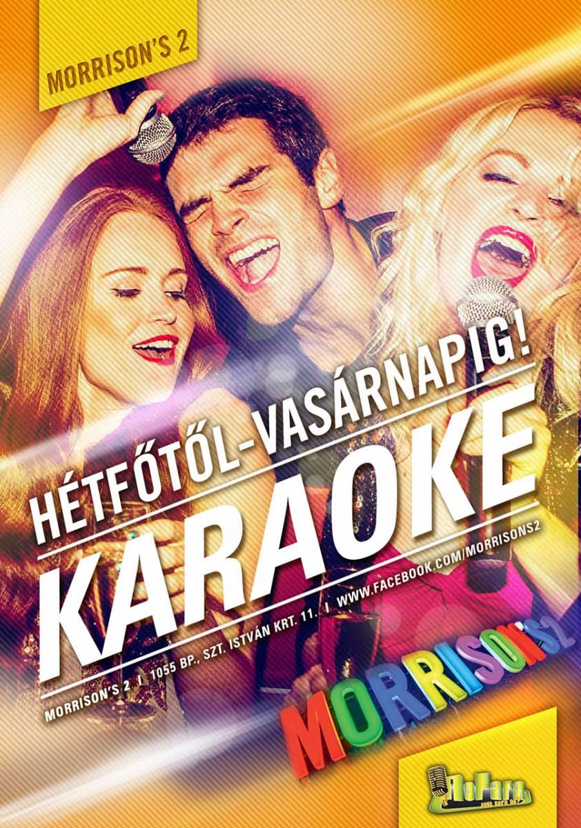 karaoke flyer_netre